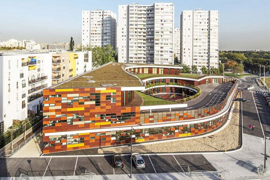 school complex and leisure center g.valbon – mikou studio